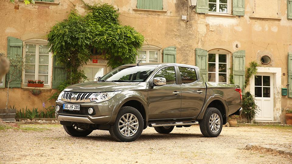 В Россию привезут Mitsubishi L200 с новым дизелем