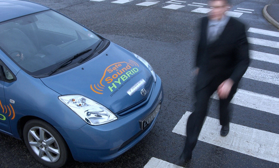 Зачем электромобилям звук. Фото 2