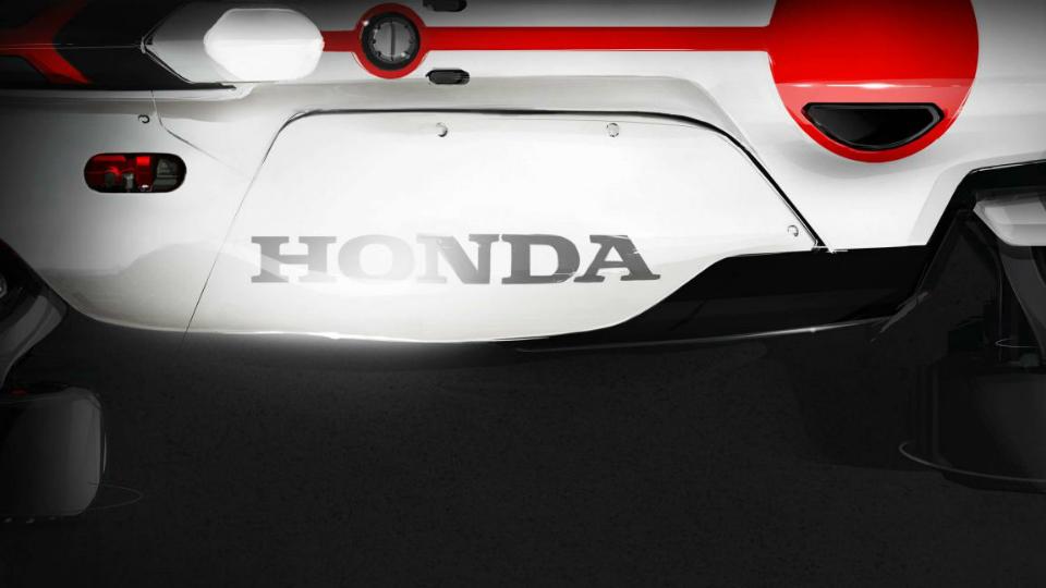 «Хонда» покажет во Франкфурте прототип трекового спорткара