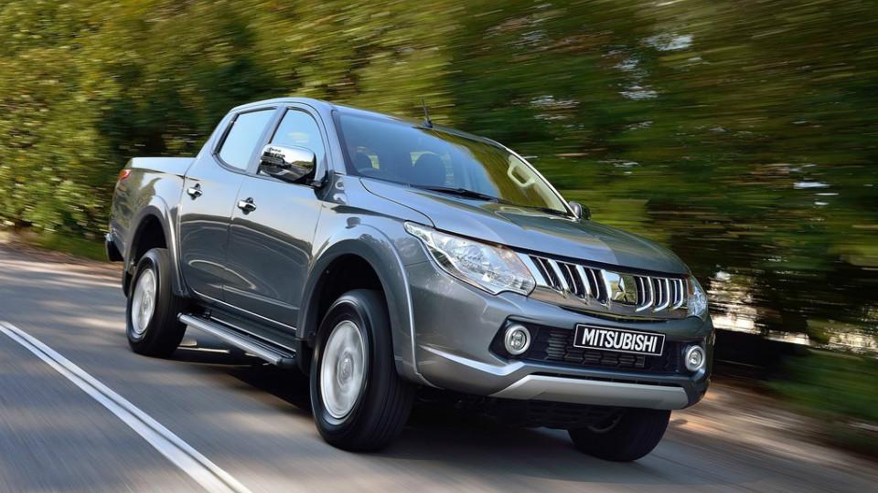 Mitsubishi начала российские продажи пикапа L200 нового поколения