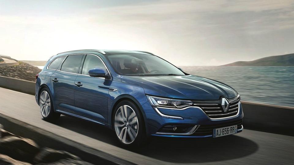 Renault Talisman стал универсалом