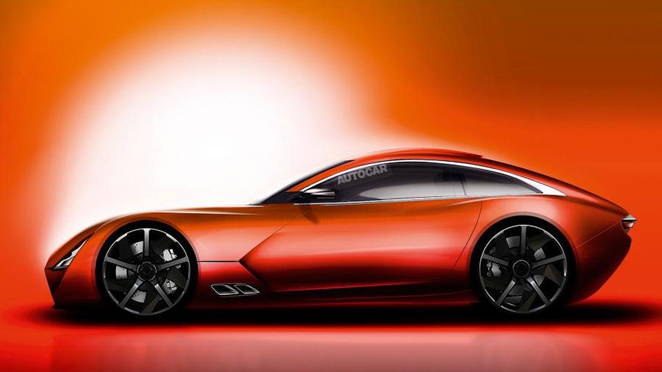 Компания TVR распродала еще не представленный спорткар на год вперед