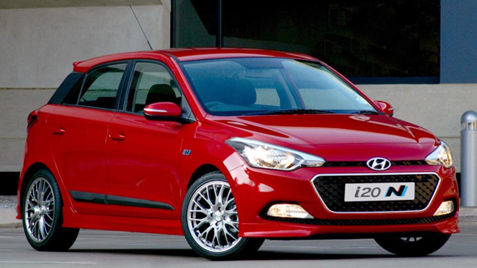 Компания Hyundai построила «подогретый» хэтчбек i20