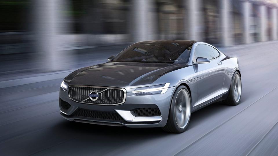 Новый флагманский седан Volvo рассекретили китайцы