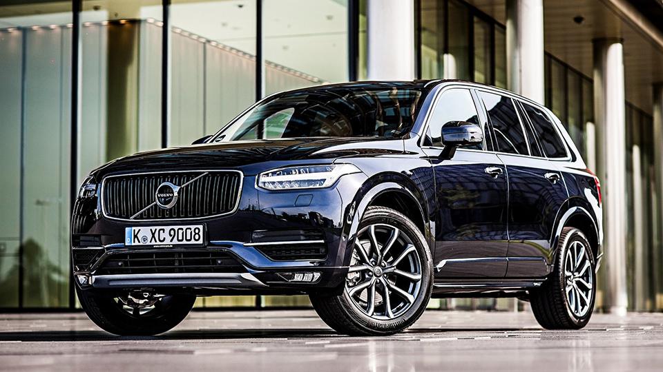 Новый флагманский седан Volvo рассекретили китайцы. Фото 1