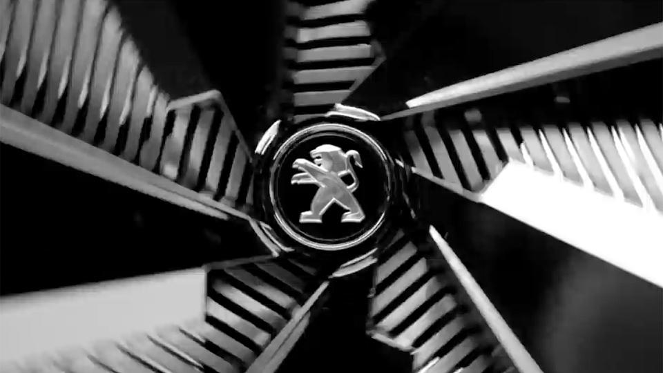 Peugeot привезет во Франкфурт «Фрактал»