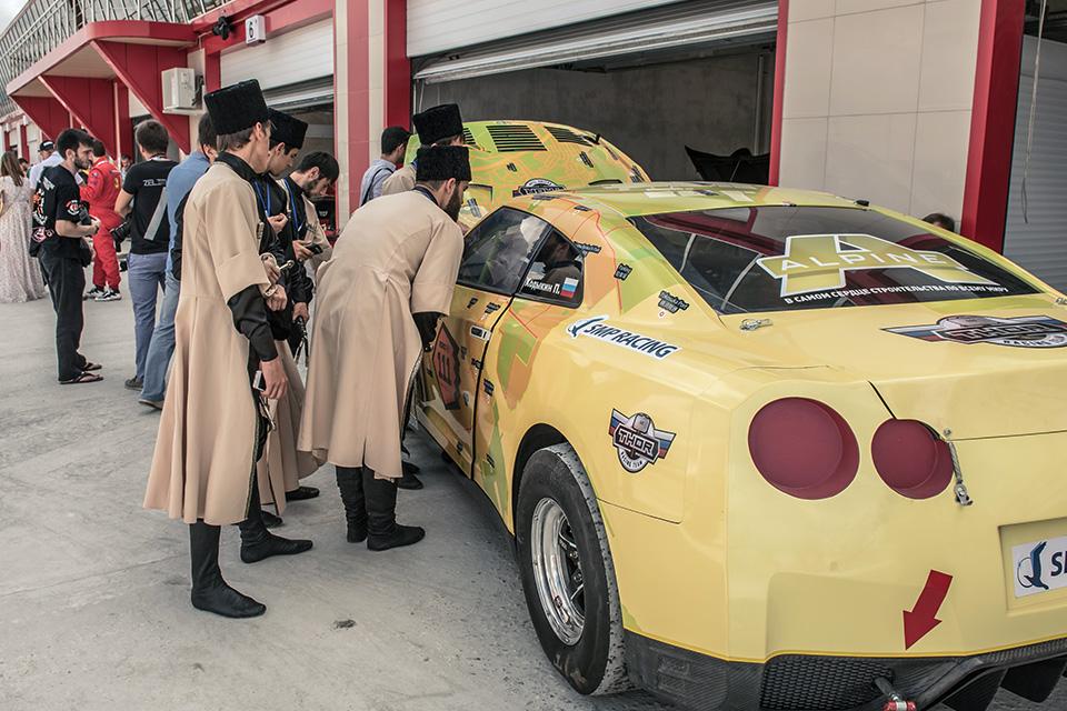 Зачем Чечне нужна гоночная трасса. Фото 3