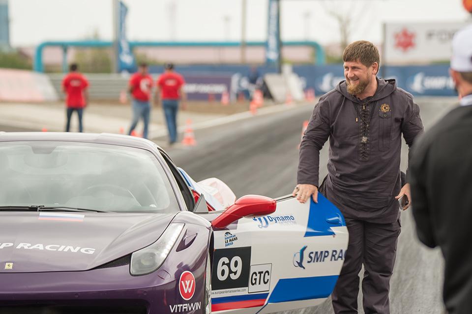 Зачем Чечне нужна гоночная трасса. Фото 4