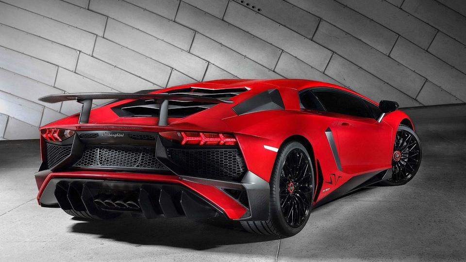 Lamborghini выпустит суперкар в честь столетия своего основателя