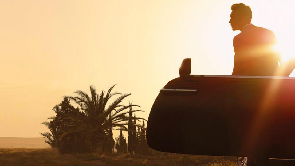 Rolls-Royce поделился первыми изображениями нового кабриолета
