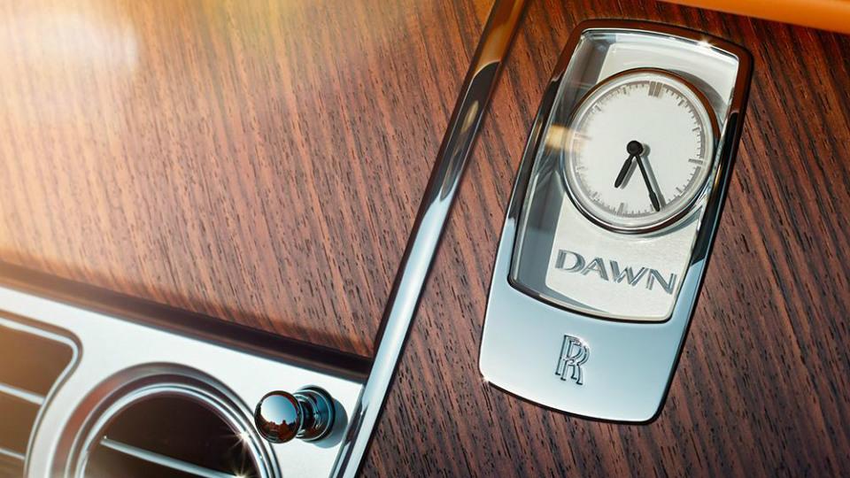 Модель Dawn дебютирует на Франкфуртском автосалоне. Фото 1