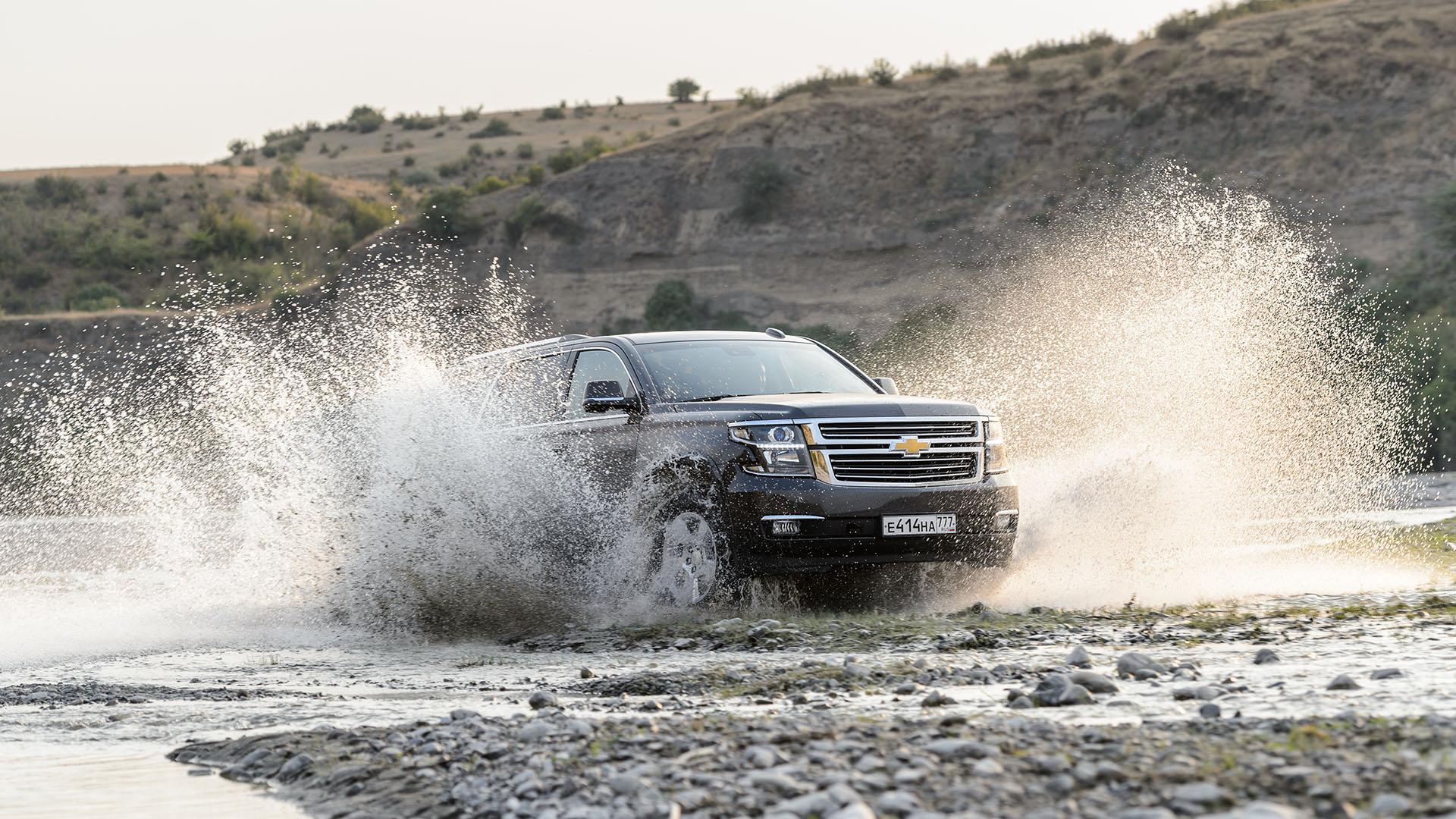 Как изменился Chevrolet Tahoe, и чем он отличается от Cadillac Escalade. Фото 4