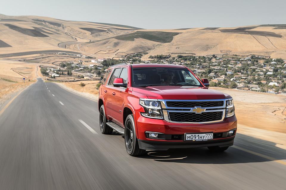 Как изменился Chevrolet Tahoe, и чем он отличается от Cadillac Escalade. Фото 3