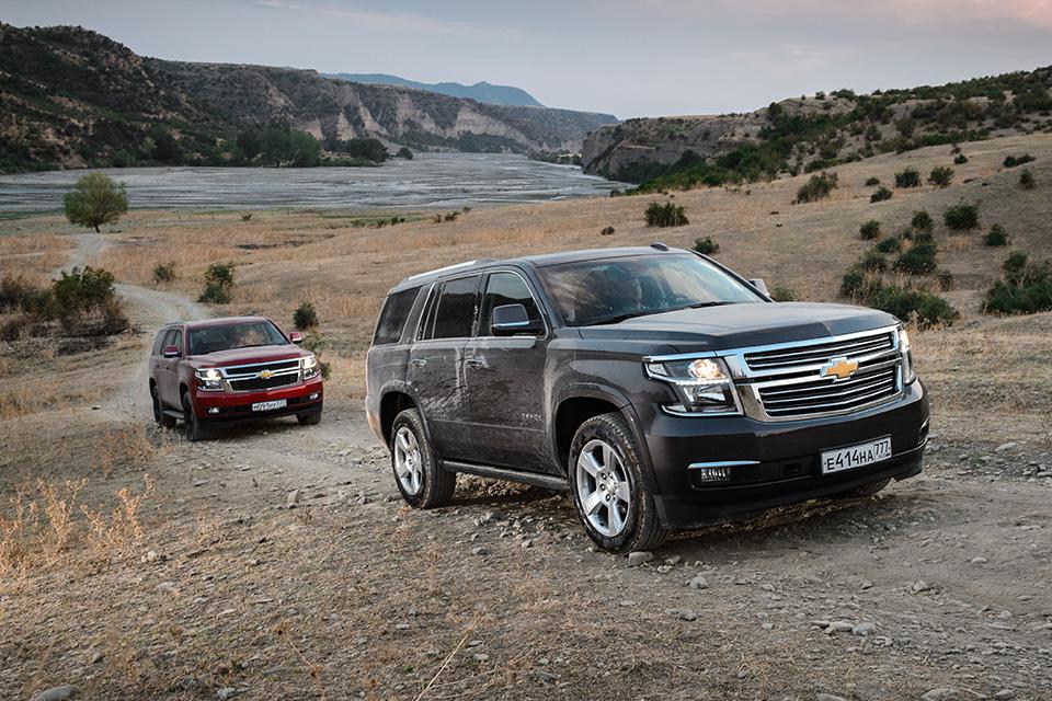 Как изменился Chevrolet Tahoe, и чем он отличается от Cadillac Escalade. Фото 5