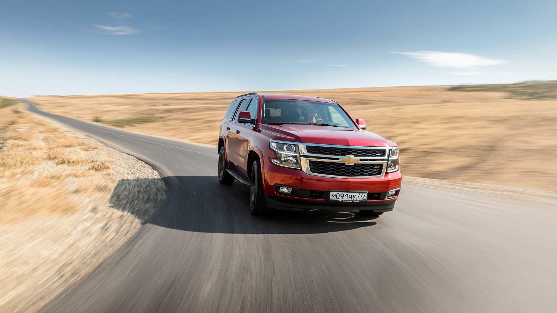 Как изменился Chevrolet Tahoe, и чем он отличается от Cadillac Escalade. Фото 1