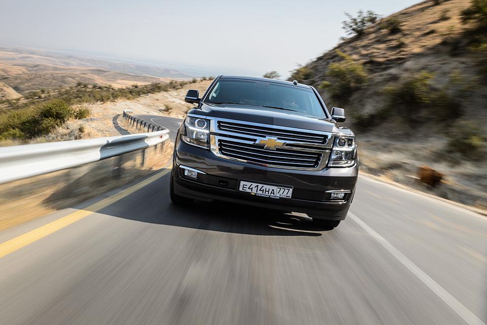 Как изменился Chevrolet Tahoe, и чем он отличается от Cadillac Escalade. Фото 2