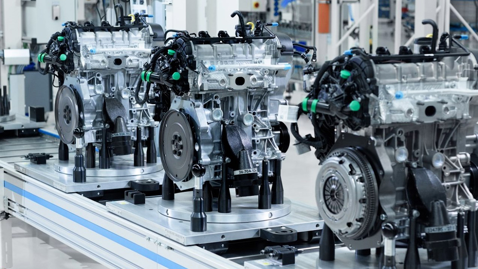 Volkswagen начал собирать двигатели в Калуге