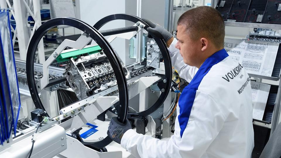Компания открыла в России новый завод. Фото 2