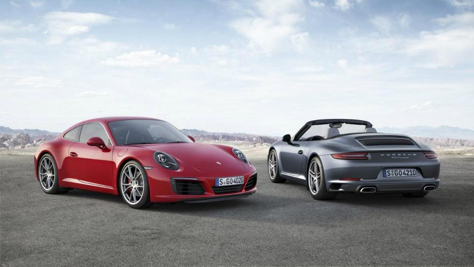 Спорткар Porsche 911 Carrera получил турбомотор