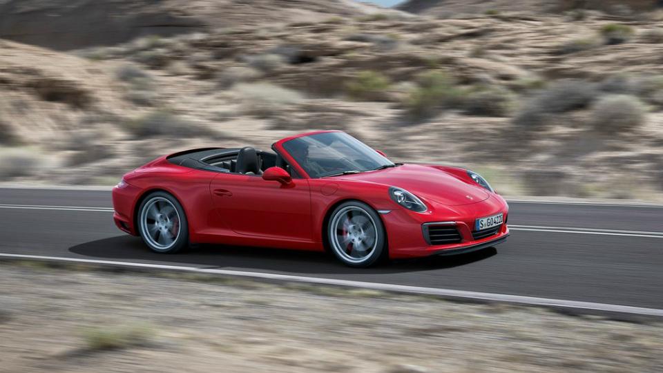 Спорткар Porsche 911 Carrera получил турбомотор. Фото 2