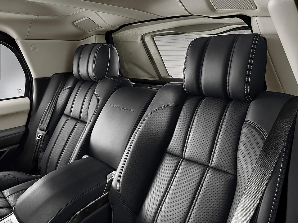 Броневик построили на базе внедорожника Range Rover Autobiography. Фото 2