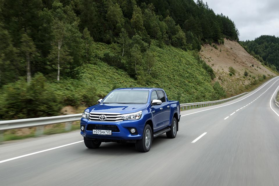 Что общего между Toyota Hilux и ралли-рейдами. Фото 2