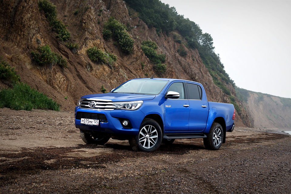 Что общего между Toyota Hilux и ралли-рейдами. Фото 6