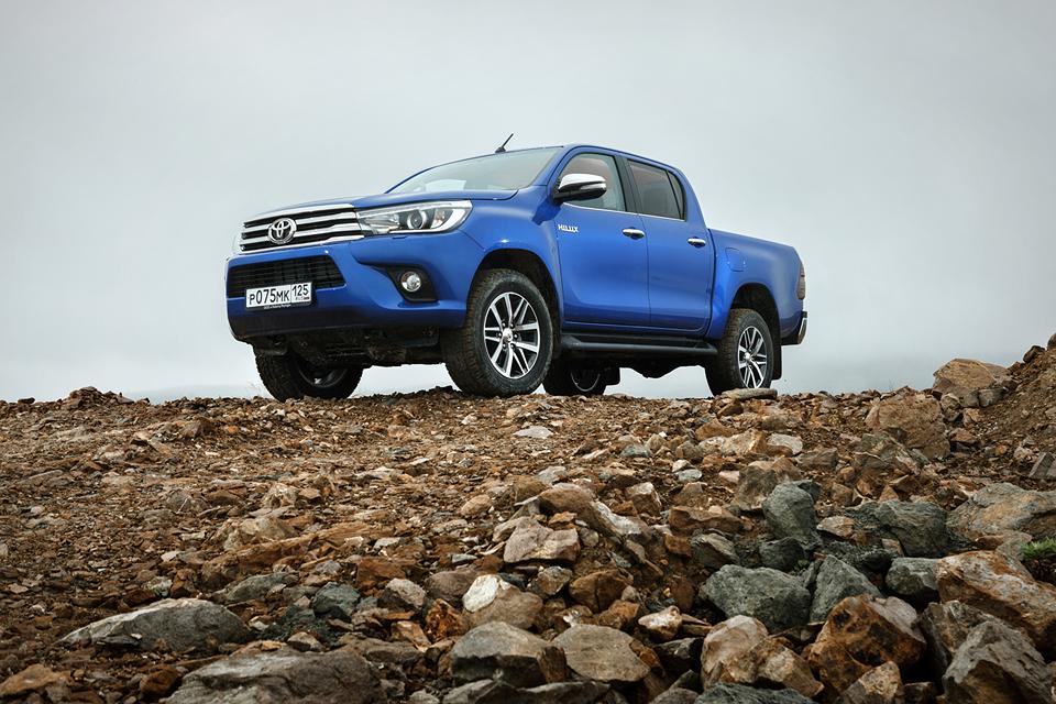 Что общего между Toyota Hilux и ралли-рейдами. Фото 1