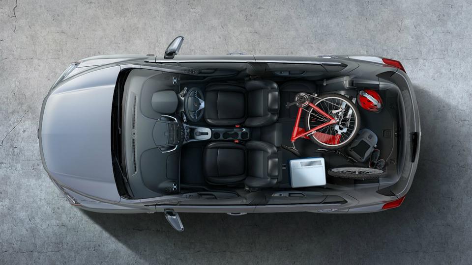 Перелицованный Opel Mokka оценили в1,1 миллиона рублей. Фото 1