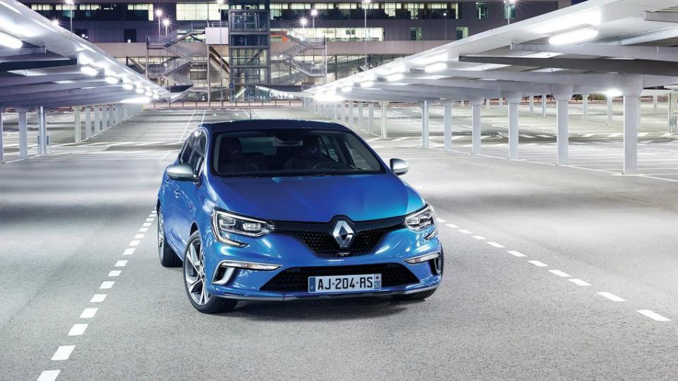 Представлен хэтчбек Renault Megane четвертого поколения