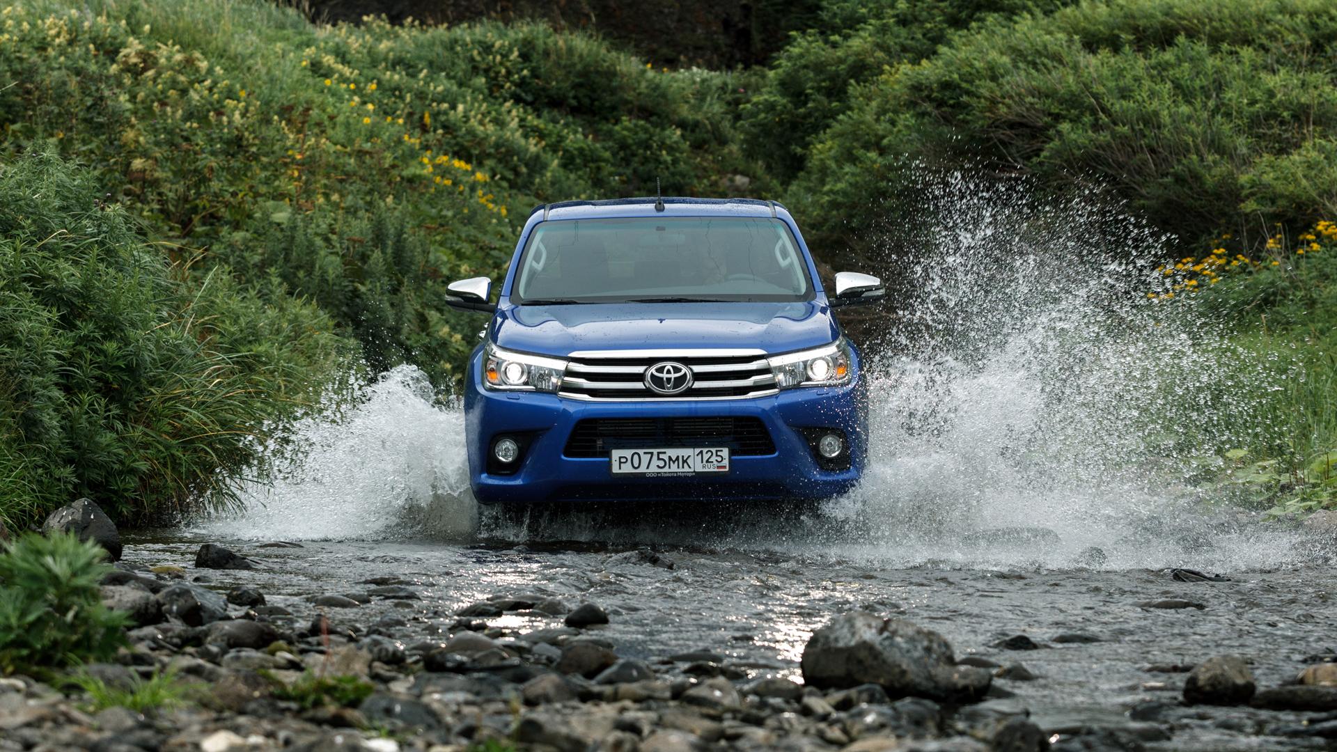 Что общего между Toyota Hilux и ралли-рейдами. Фото 7