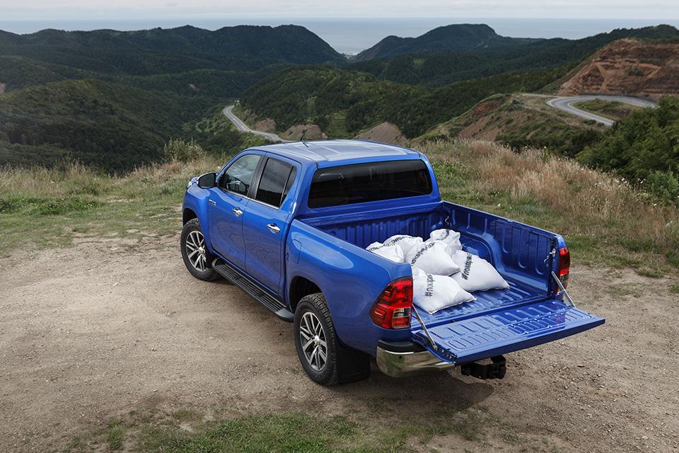 Что общего между Toyota Hilux и ралли-рейдами. Фото 3