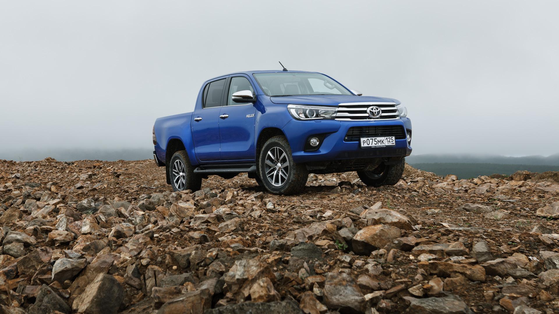 Что общего между Toyota Hilux и ралли-рейдами. Фото 4