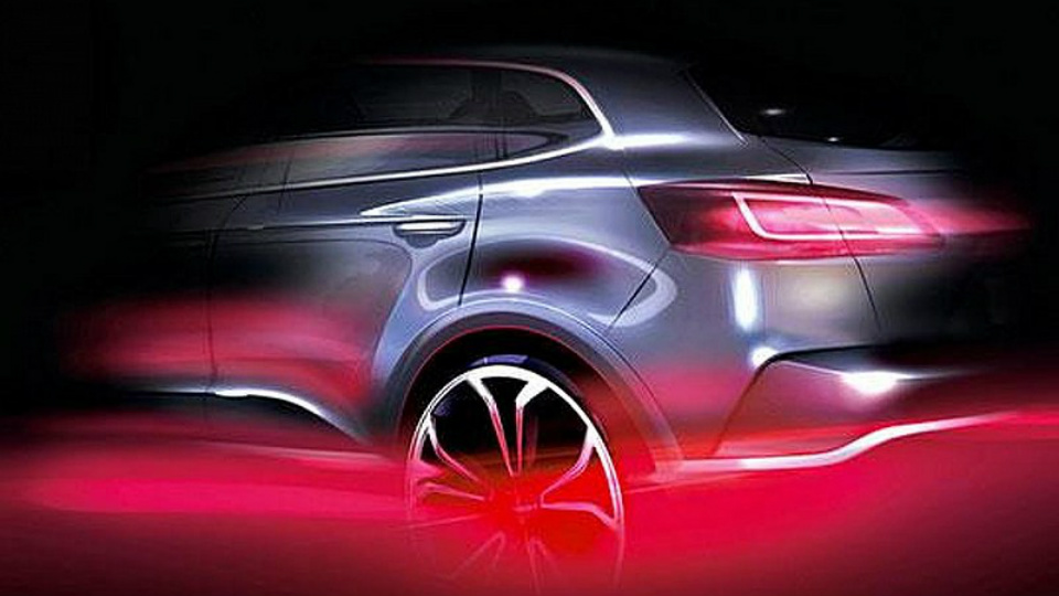 Возрожденная марка Borgward поделилась изображением первой модели