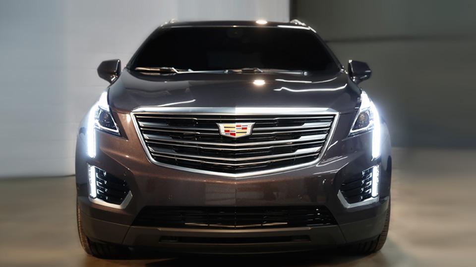 Cadillac показал дизайн нового кроссовера