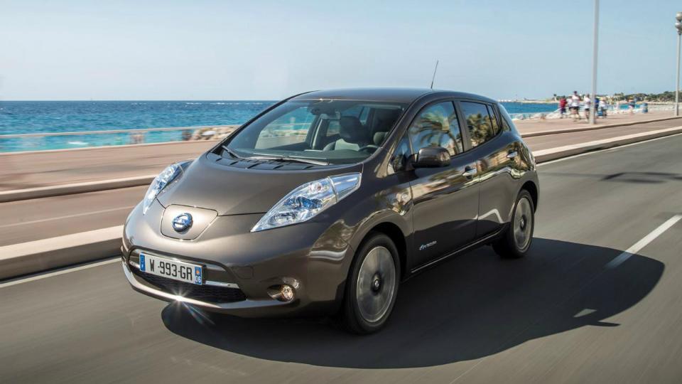 Запас хода электрокара Nissan Leaf увеличился на четверть