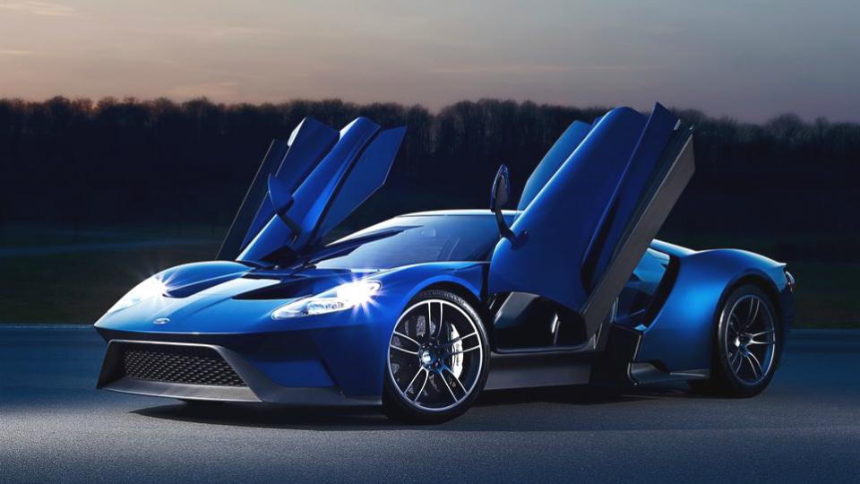Мощность суперкара Ford GT уточнили в гоночном симуляторе