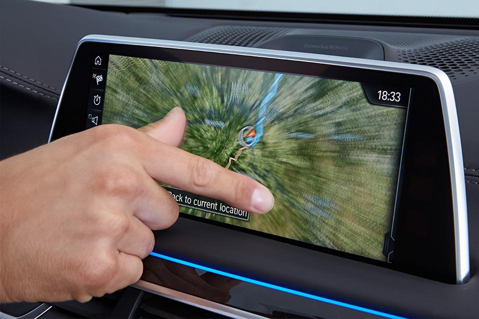 Ключ-гаджет, сидение-кровать или лавры настоящего BMW: тест новой 7 серии. Фото 4