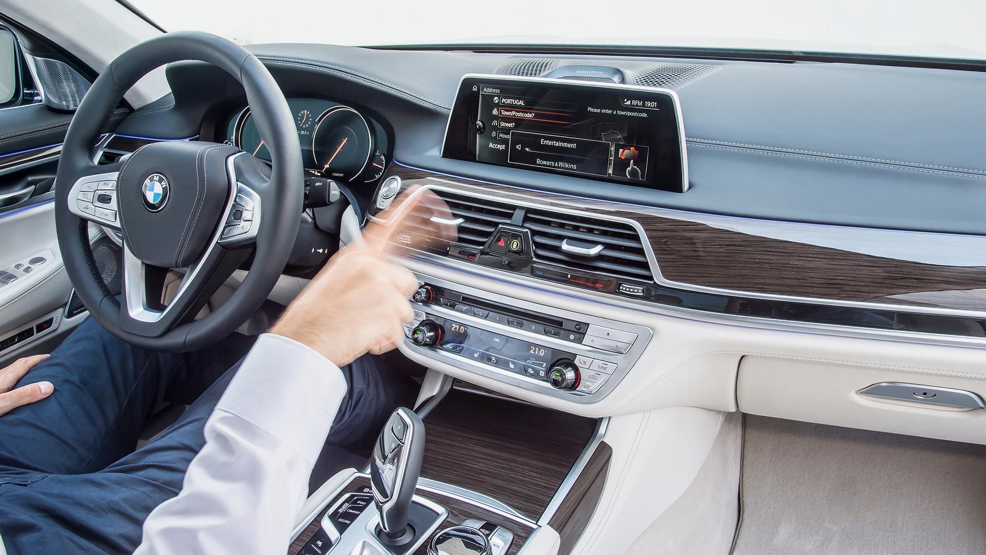 Ключ-гаджет, сидение-кровать или лавры настоящего BMW: тест новой 7 серии. Фото 5