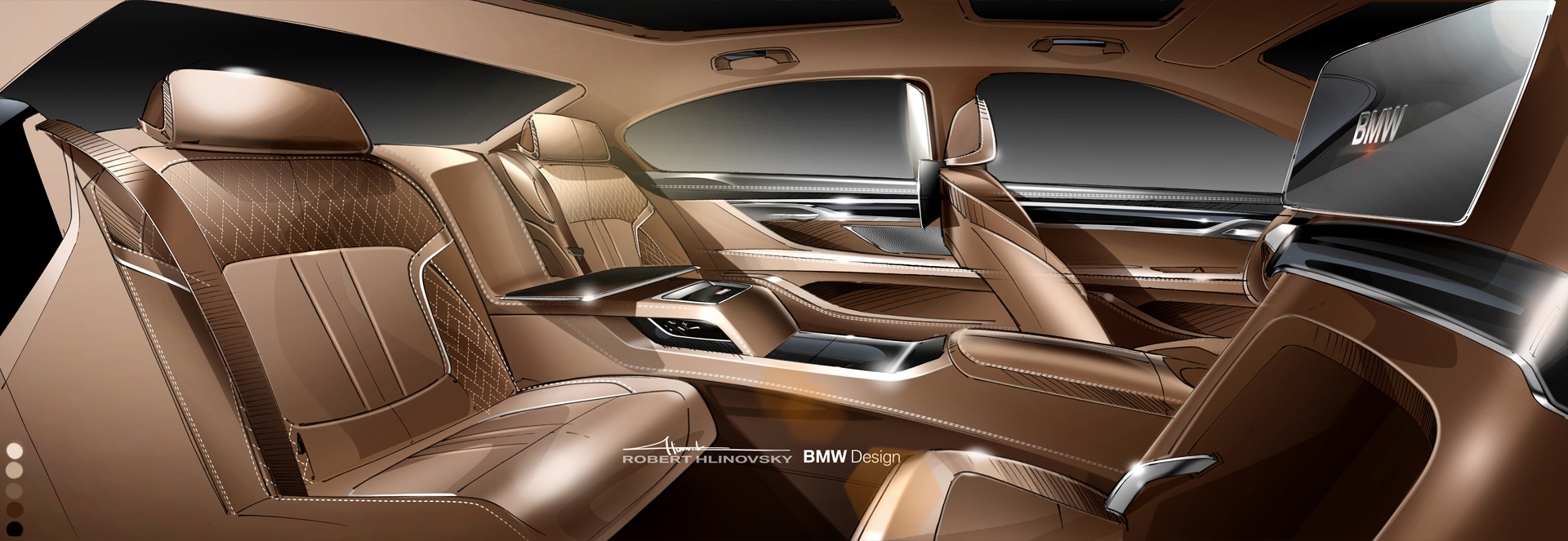 Ключ-гаджет, сидение-кровать или лавры настоящего BMW: тест новой 7 серии. Фото 9