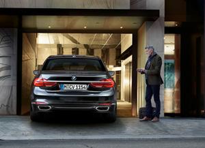 Ключ-гаджет, сидение-кровать или лавры настоящего BMW: тест новой 7 серии. Фото 1