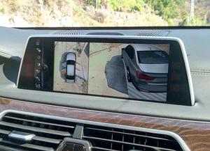 Ключ-гаджет, сидение-кровать или лавры настоящего BMW: тест новой 7 серии. Фото 6