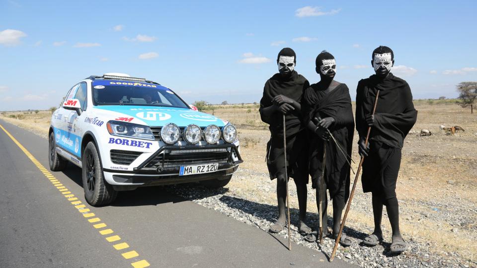 Немецкий путешественник отправился на машине из ЮАР в Норвегию. Фото 2