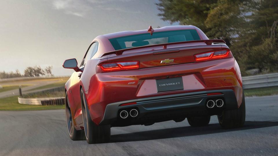 В Chevrolet наняли дрифтера для настройки шасси нового Camaro