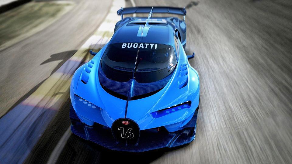 Bugatti превратила виртуальную машину в реальный гиперкар
