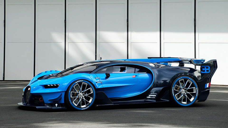 Компания построила макет гоночного автомобиля из игры Gran Turismo 6