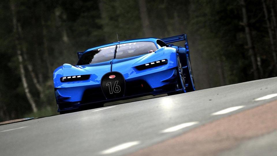 Компания построила макет гоночного автомобиля из игры Gran Turismo 6 . Фото 1