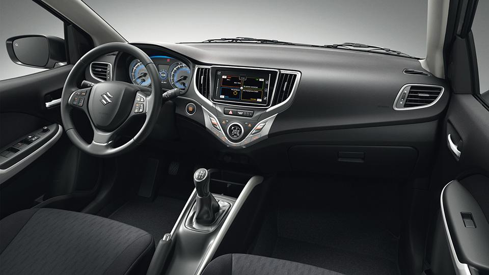Suzuki Baleno получит три силовых установки