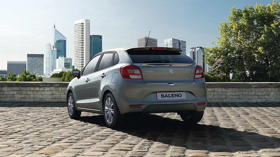 Suzuki Baleno получит три силовых установки . Фото 1