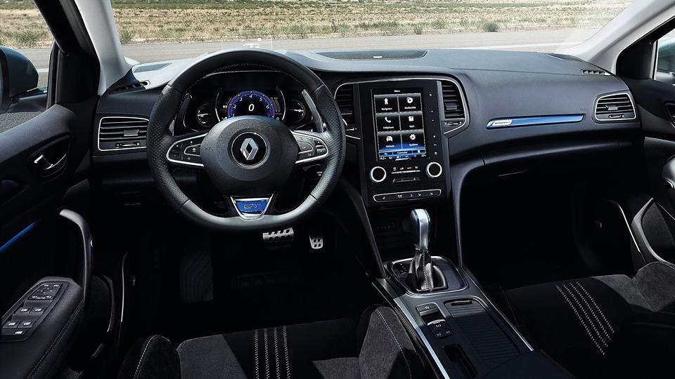 Французы рассказали об оснащении и моторах нового «Мегана». Фото 2